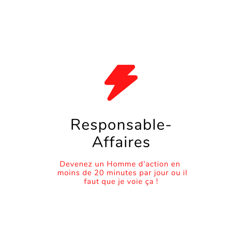 Responsable d'Affaires